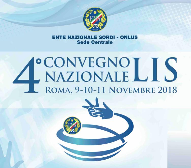 Vai al sito del 4° Convegno Nazionale LIS